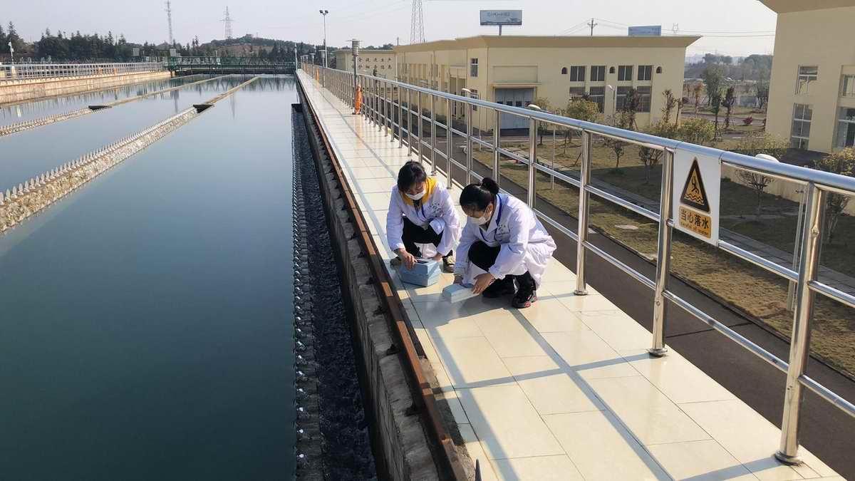 咸宁联合水务防疫生产两不误 助力企业复工复产